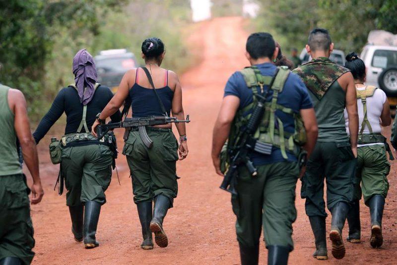secuestros FARC