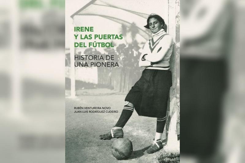 irene pionera fútbol