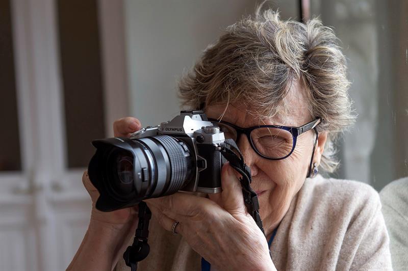 Joana Biarnés primera fotoperiodista