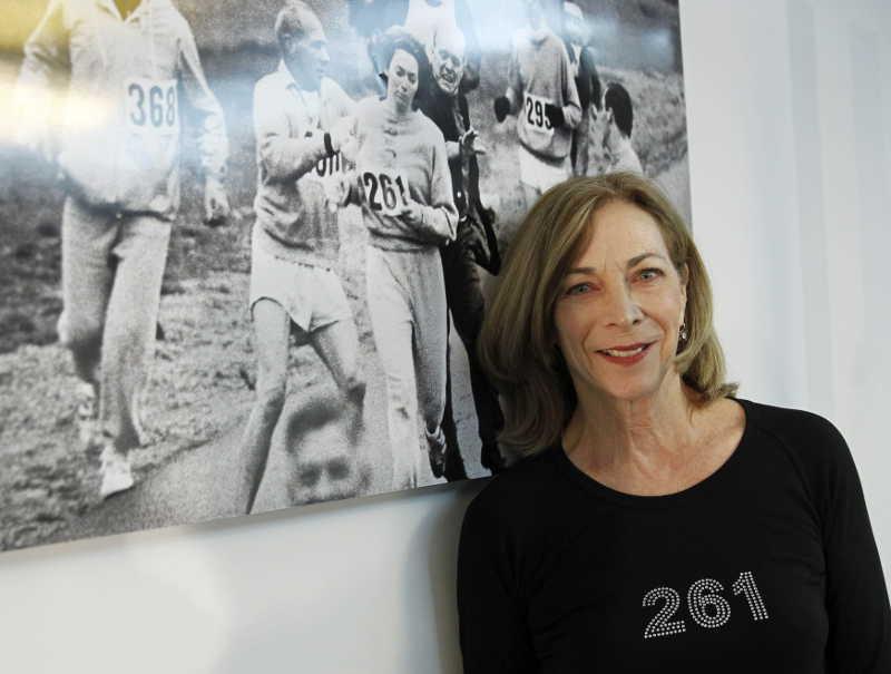 maraton mujeres deporte