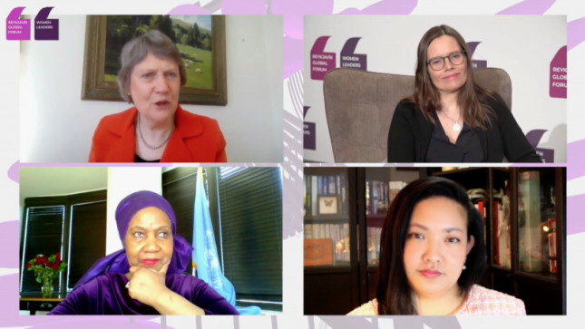 liderazgo mujeres recuperación covid
