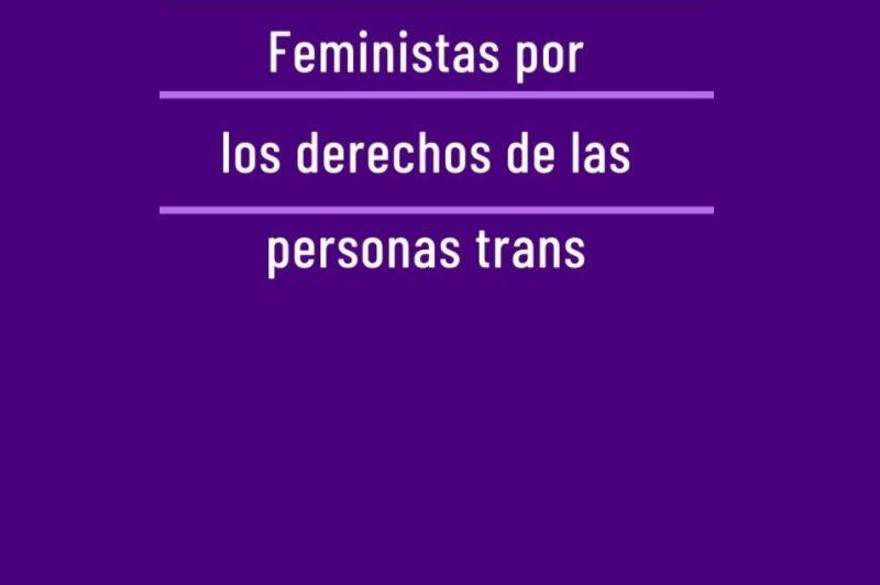 manifiesto derechos trans