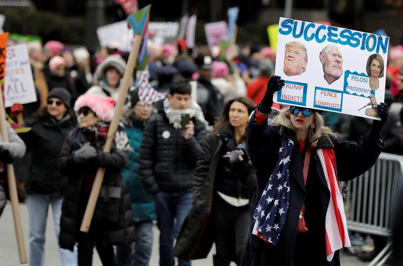 mujeres Trump