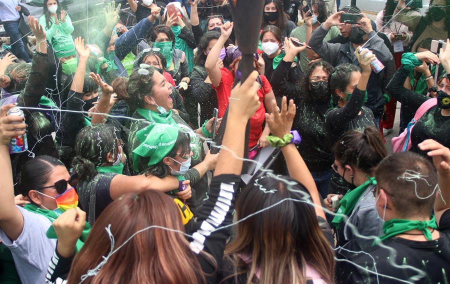 México aborto violación