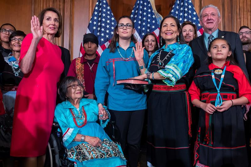 mujeres congreso eeuu
