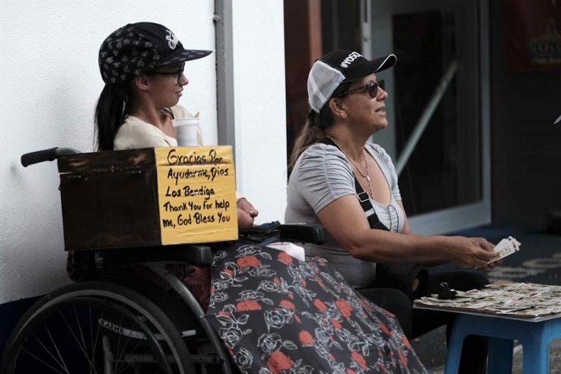Mujeres discapacidad Costa Rica