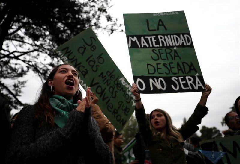 criminalizadas abortar Ecuador