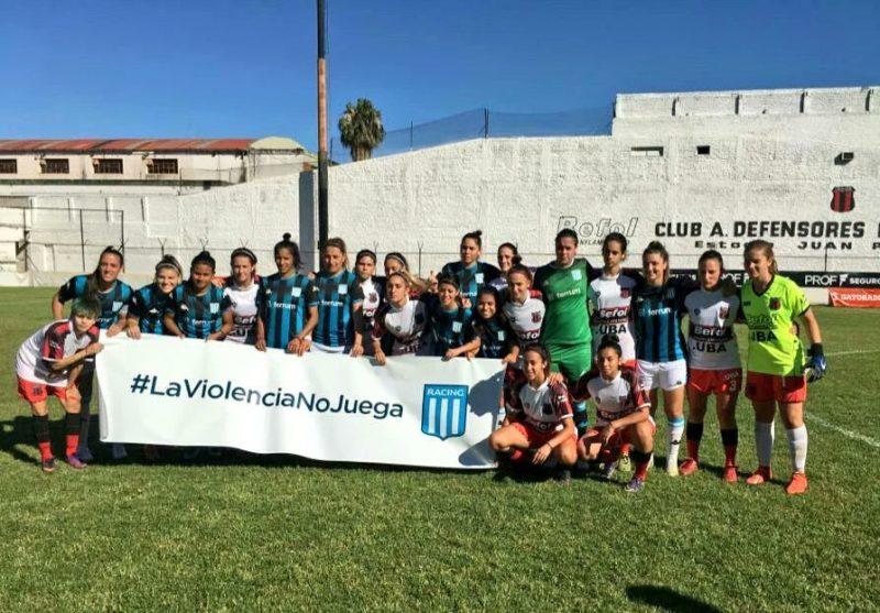 clubes argentina violencia de género