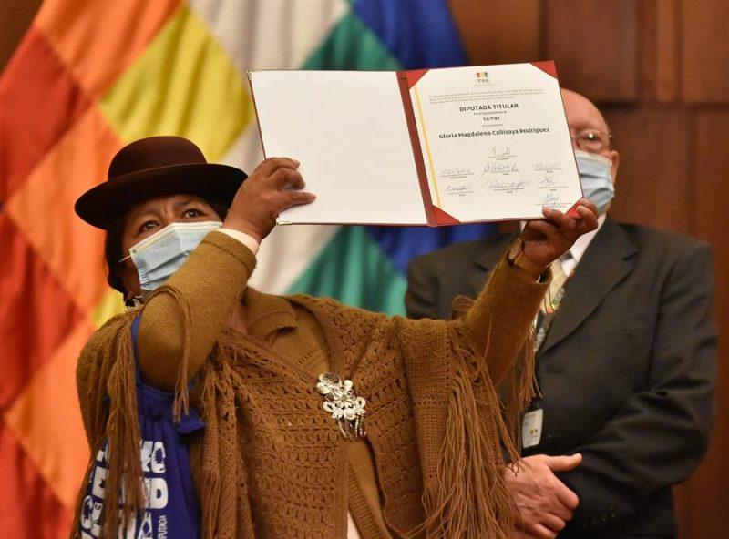 parlamento boliviano paritario