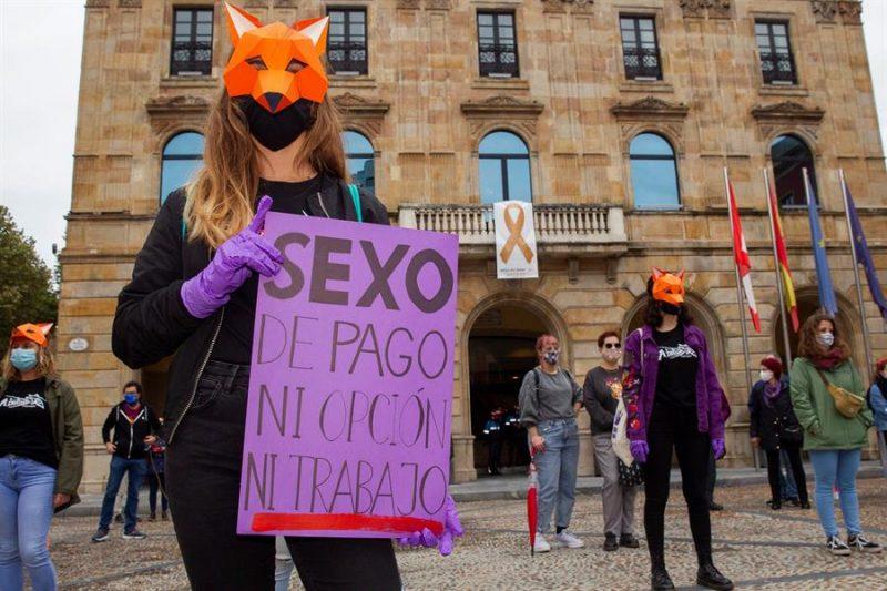 prostitución pornografía deseo sin consentimiento