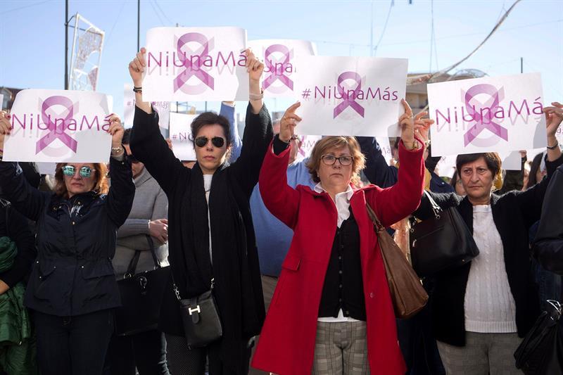 mujeres violencia género