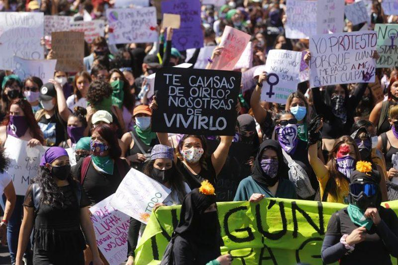 retrocesos mujeres América Latina