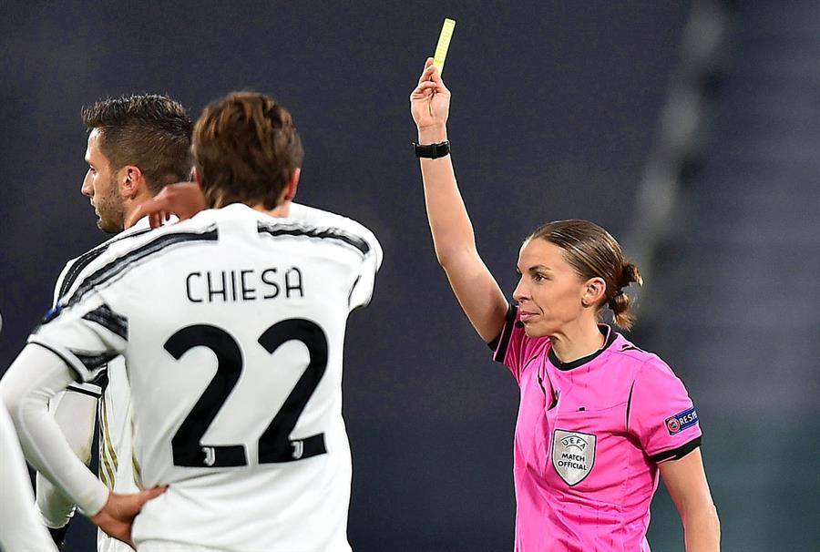 stephanie frappart eurocopa