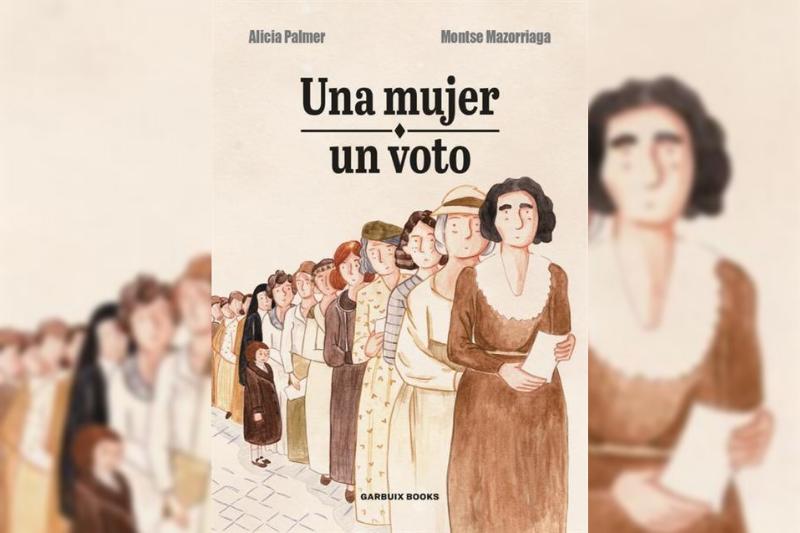 Una mujer un voto