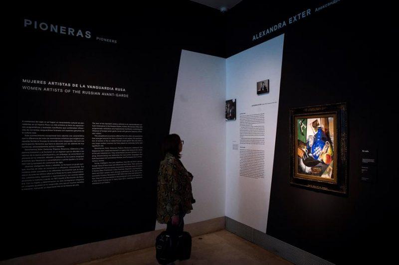 exposiciones mujeres Thyssen