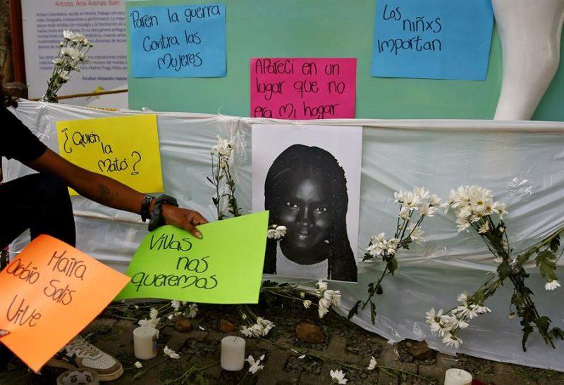 Violencia femicida niñas Colombia