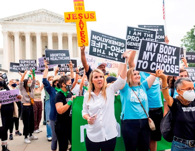 Gloria Steinem aborto