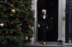 mujeres política británica