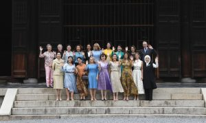 Mujeres líderes políticas G20