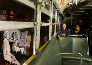 Rosa Parks segregación