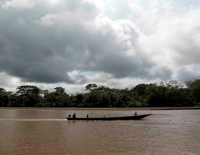 río Marañón Perú