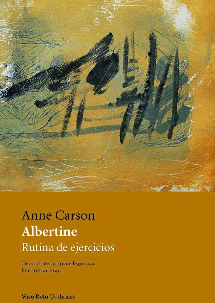 Anne Carson princesa Asturias