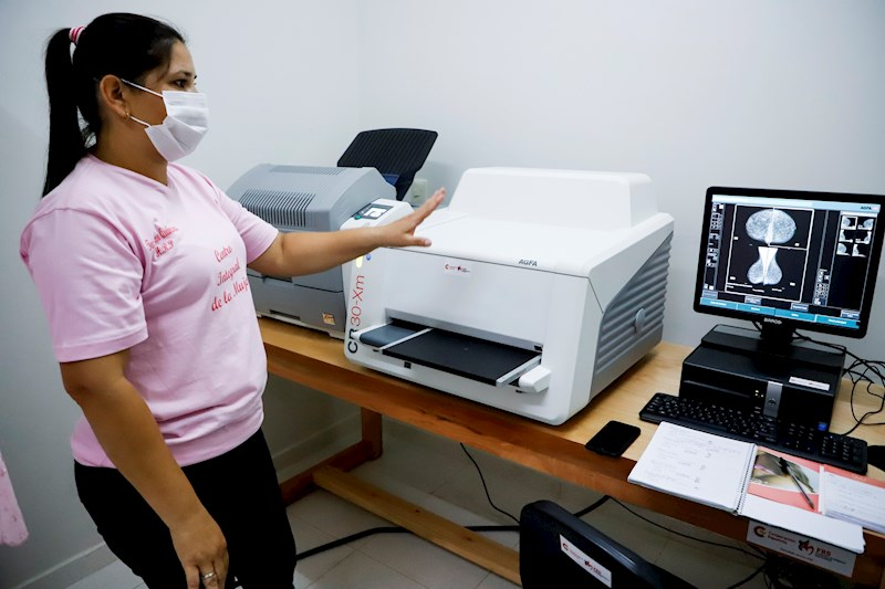 cáncer mama Latinoamérica