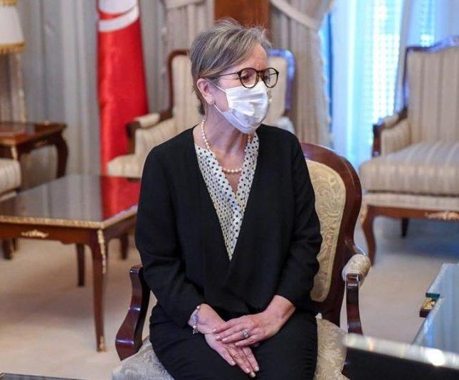 Primera ministra Túnez